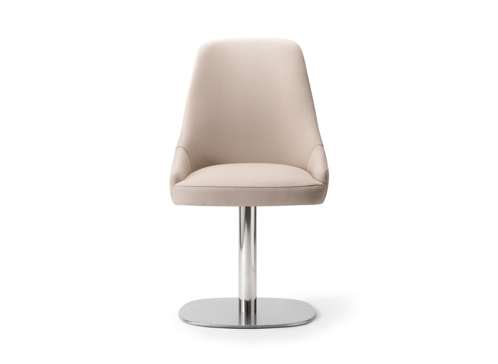 Adima 01 Side Chair c/w Swivel Base-Torre-Contract Furniture Store