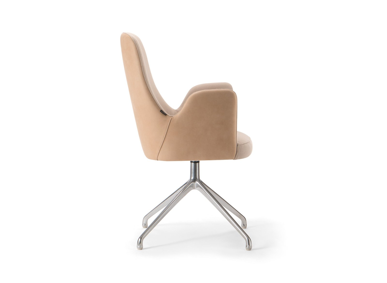Adima 04 Armchair c/w Spider Base-Torre-Contract Furniture Store