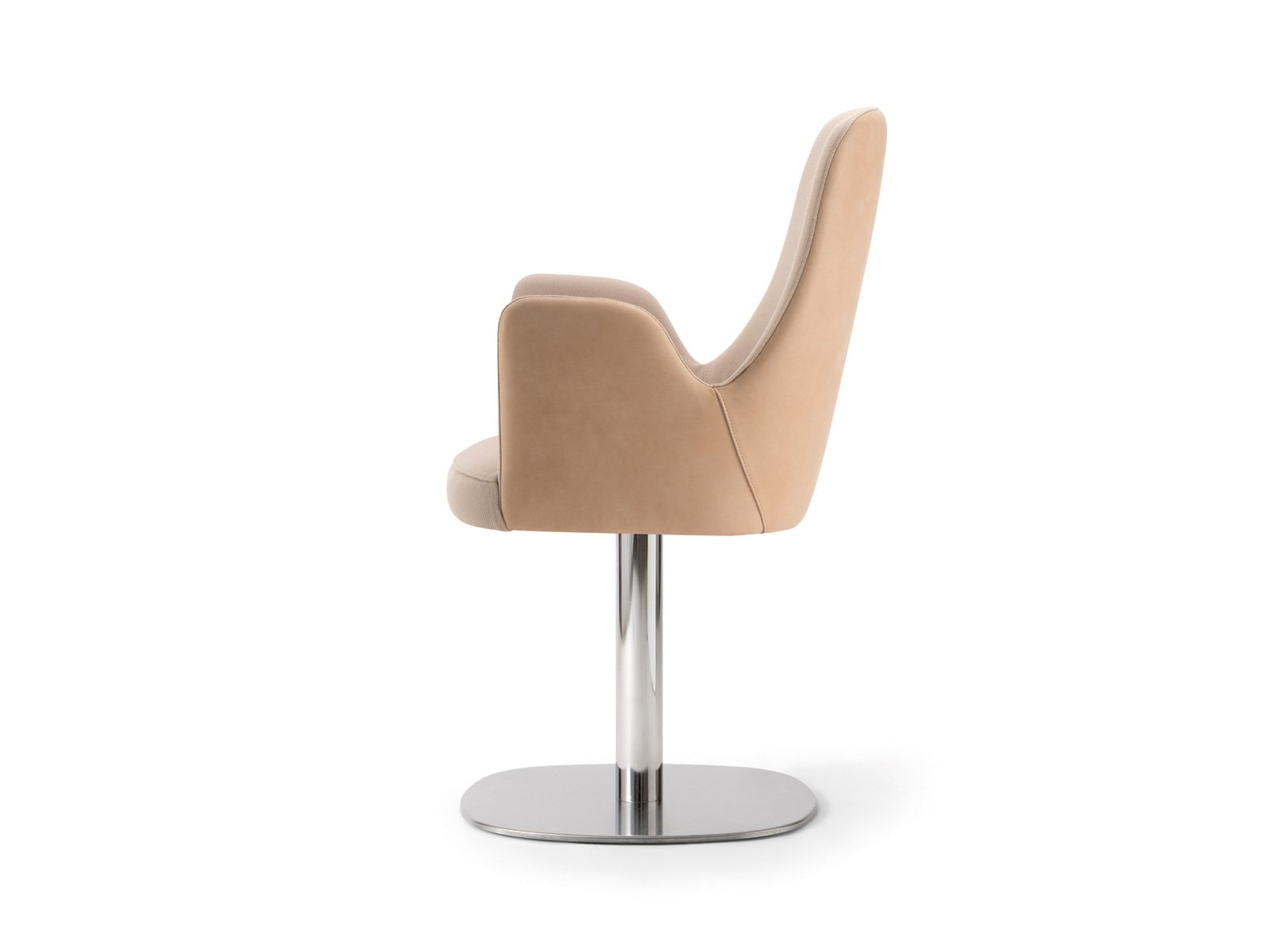 Adima 04 Armchair c/w Swivel Base-Torre-Contract Furniture Store