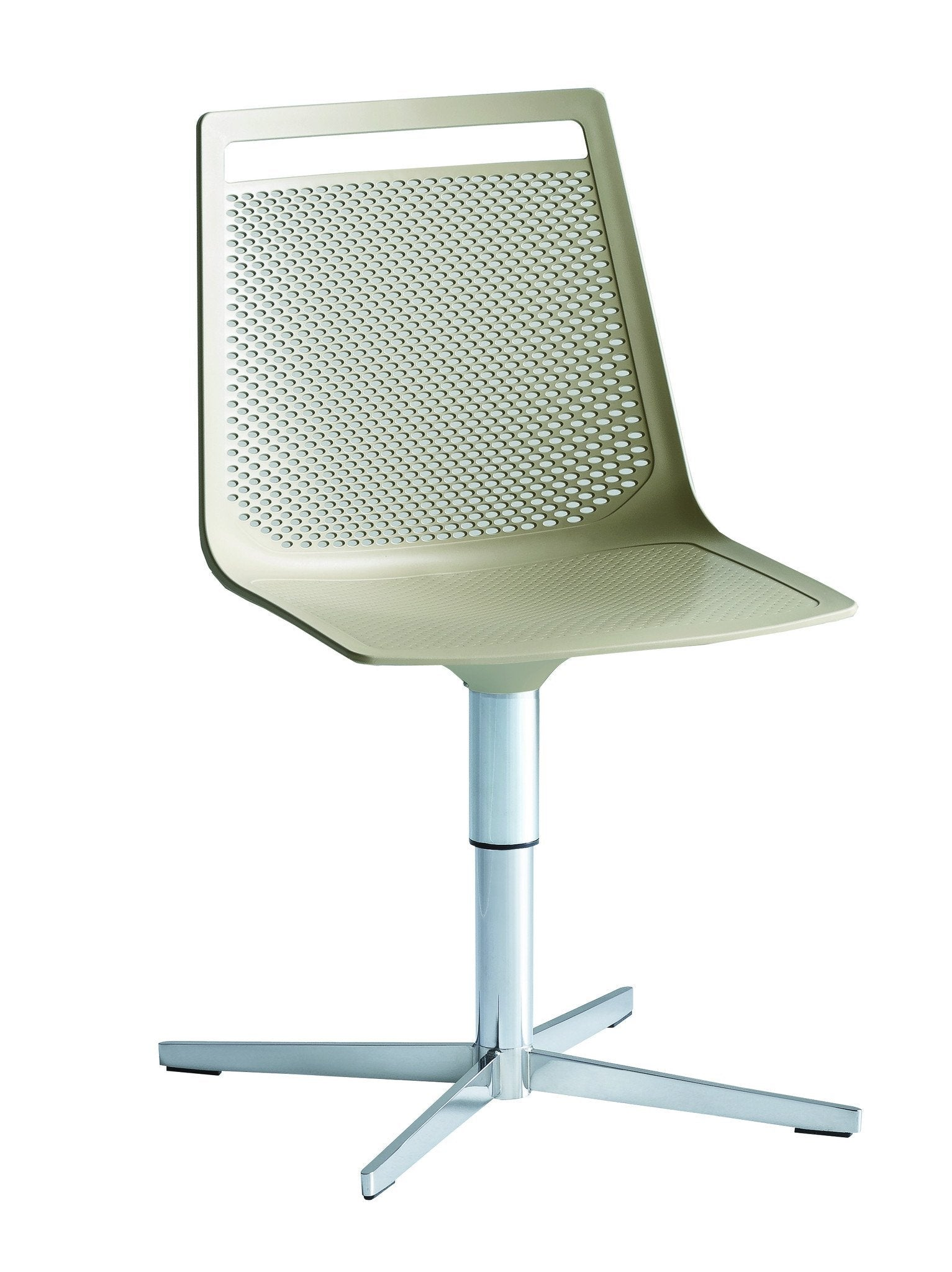Akami Side Chair c/w Star Base-Gaber-Contract Furniture Store