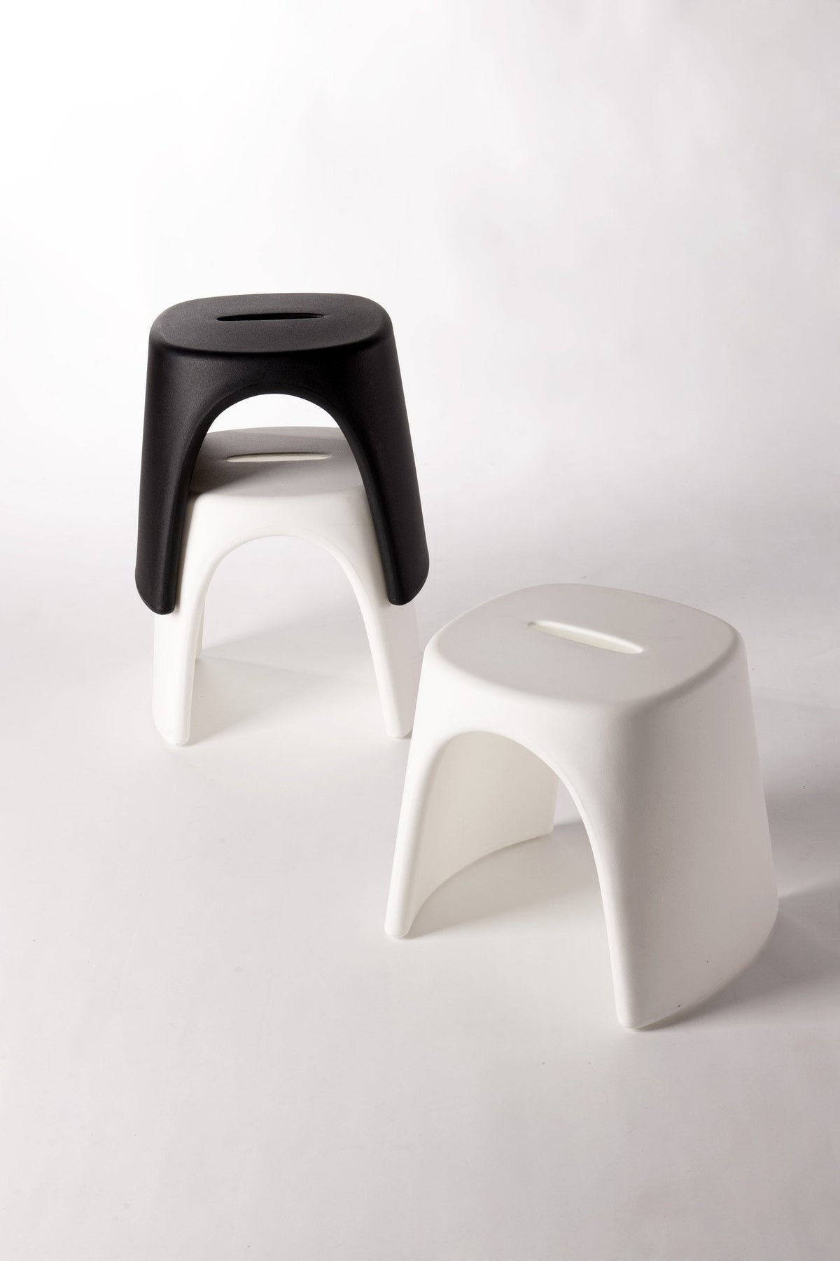 Amélie Low Stool-Slide-Contract Furniture Store