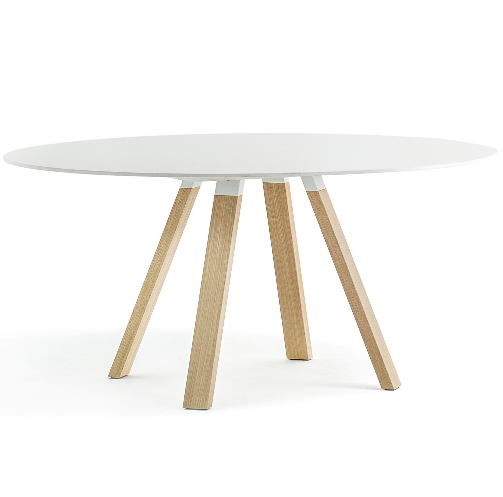Arki Wood Dining Table-Pedrali-Contract Furniture Store