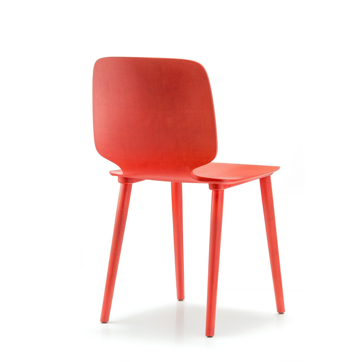 Babila Wood 2700 Side Chair-Pedrali-Contract Furniture Store
