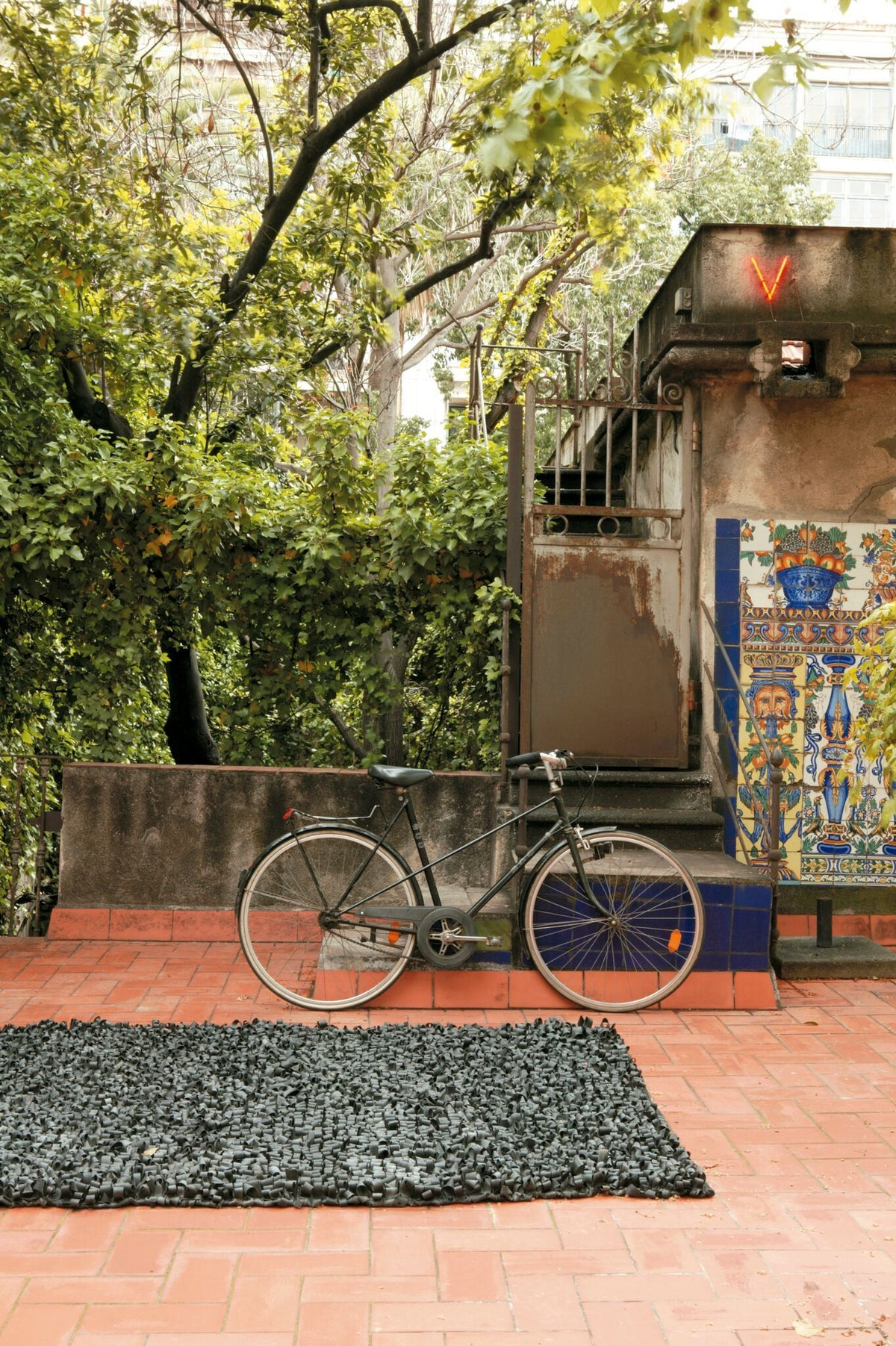 Bicicleta Rug-Nanimarquina-Contract Furniture Store