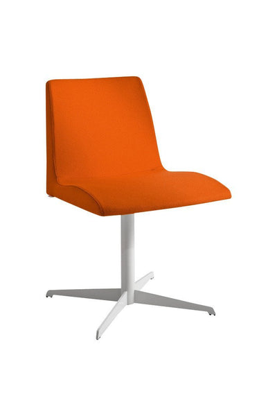 Bloom Side Chair c/w Star Base-Chairs & More-Contract Furniture Store