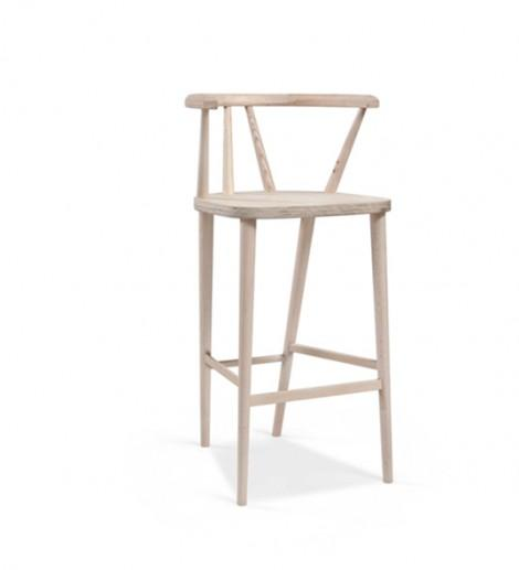 Bette High Stool-Fenabel-Contract Furniture Store