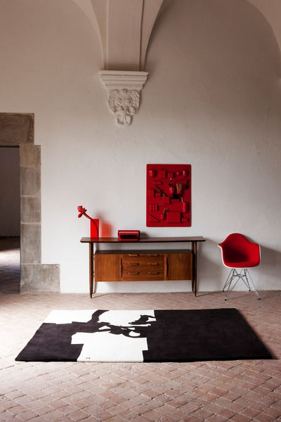 Chillida Collage 1966 Rug-Nanimarquina-Contract Furniture Store