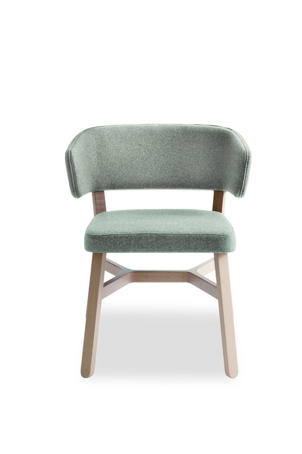 Croissant 571 Armchair-Billiani-Contract Furniture Store