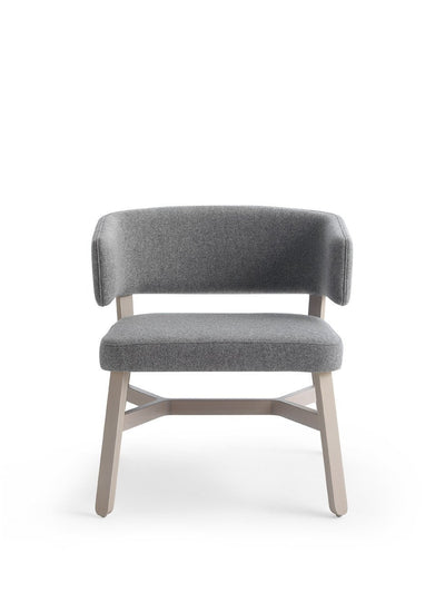 Croissant 572 Lounge Chair-Billiani-Contract Furniture Store