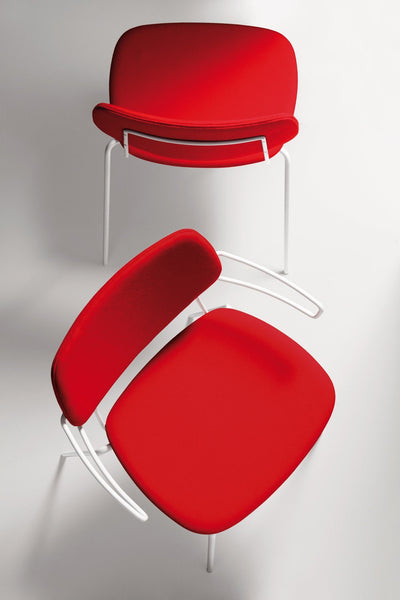 Doll Steel 561 Side Chair-Billiani-Contract Furniture Store