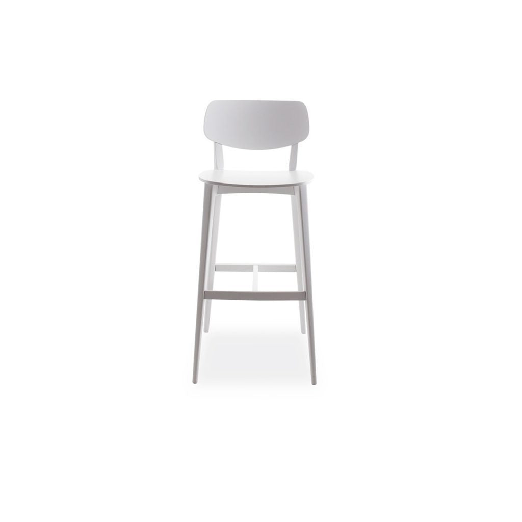 Doll 557 High Stool-Billiani-Contract Furniture Store