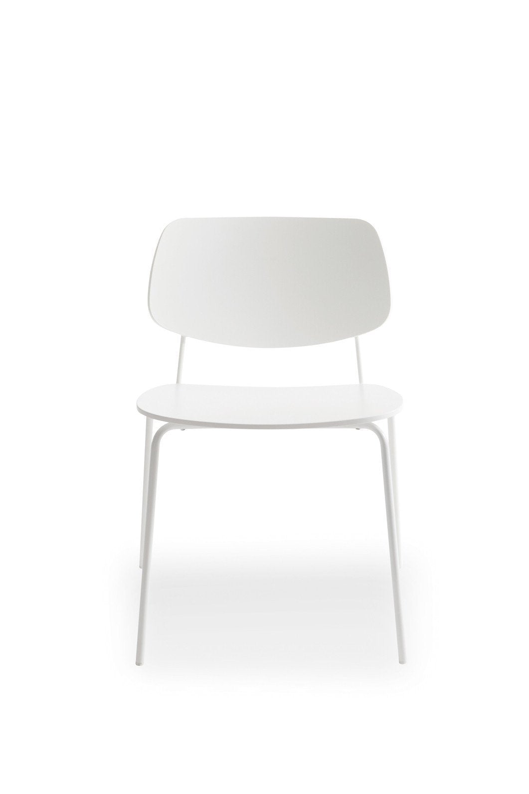 Doll Steel 558 Side Chair-Billiani-Contract Furniture Store