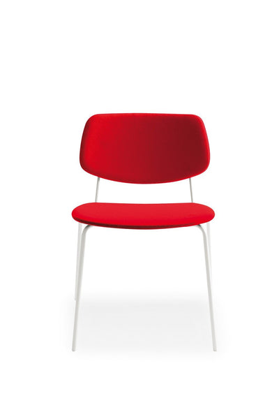 Doll Steel 559 Side Chair-Billiani-Contract Furniture Store