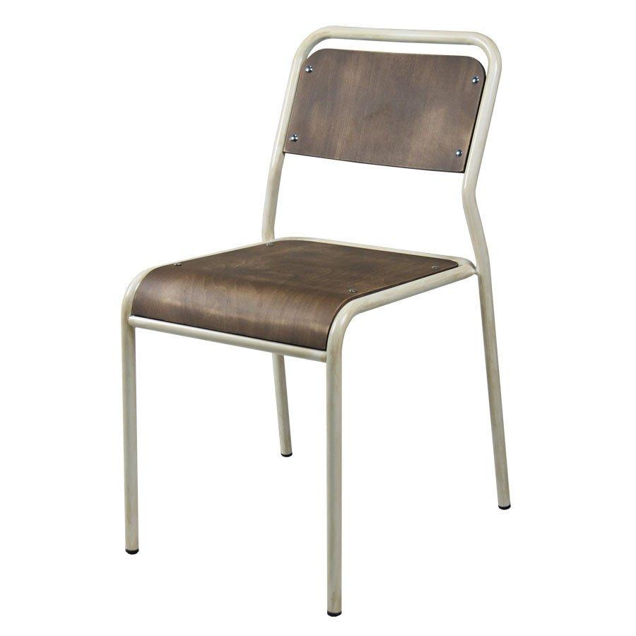 Trevi Side Chair-Alutec-Contract Furniture Store