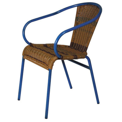 Capri Vintage Side Chair-Alutec-Contract Furniture Store