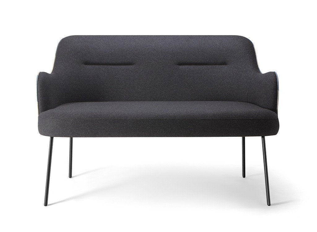 Da Vinci 09 Sofa c/w Metal Legs-Torre-Contract Furniture Store