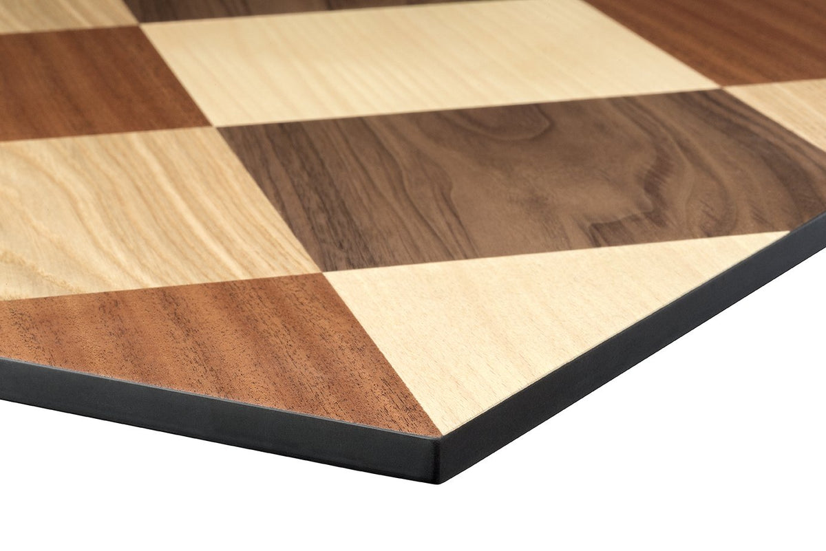Veneered 4 Quad Table Top-Sillalfaro-Contract Furniture Store