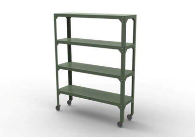 Hegoa Shelving Unit-Matière Grise-Contract Furniture Store