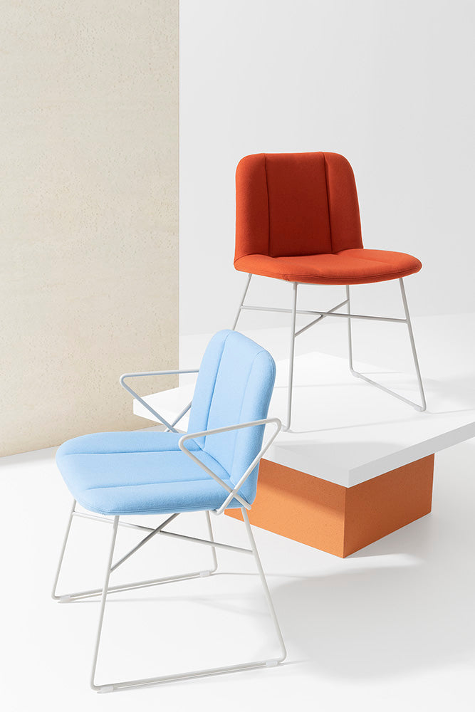Hippy 638 Side Chair-Billiani-Contract Furniture Store