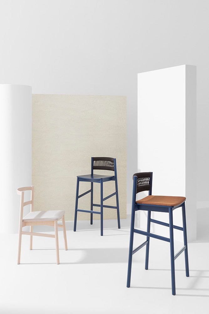 Load 645 High Stool-Billiani-Contract Furniture Store