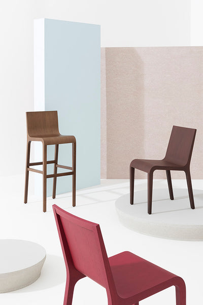 Foglia 428 Side Chair-Billiani-Contract Furniture Store