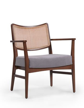 Spirit Wicker Lounge Chair-Fenabel-Contract Furniture Store
