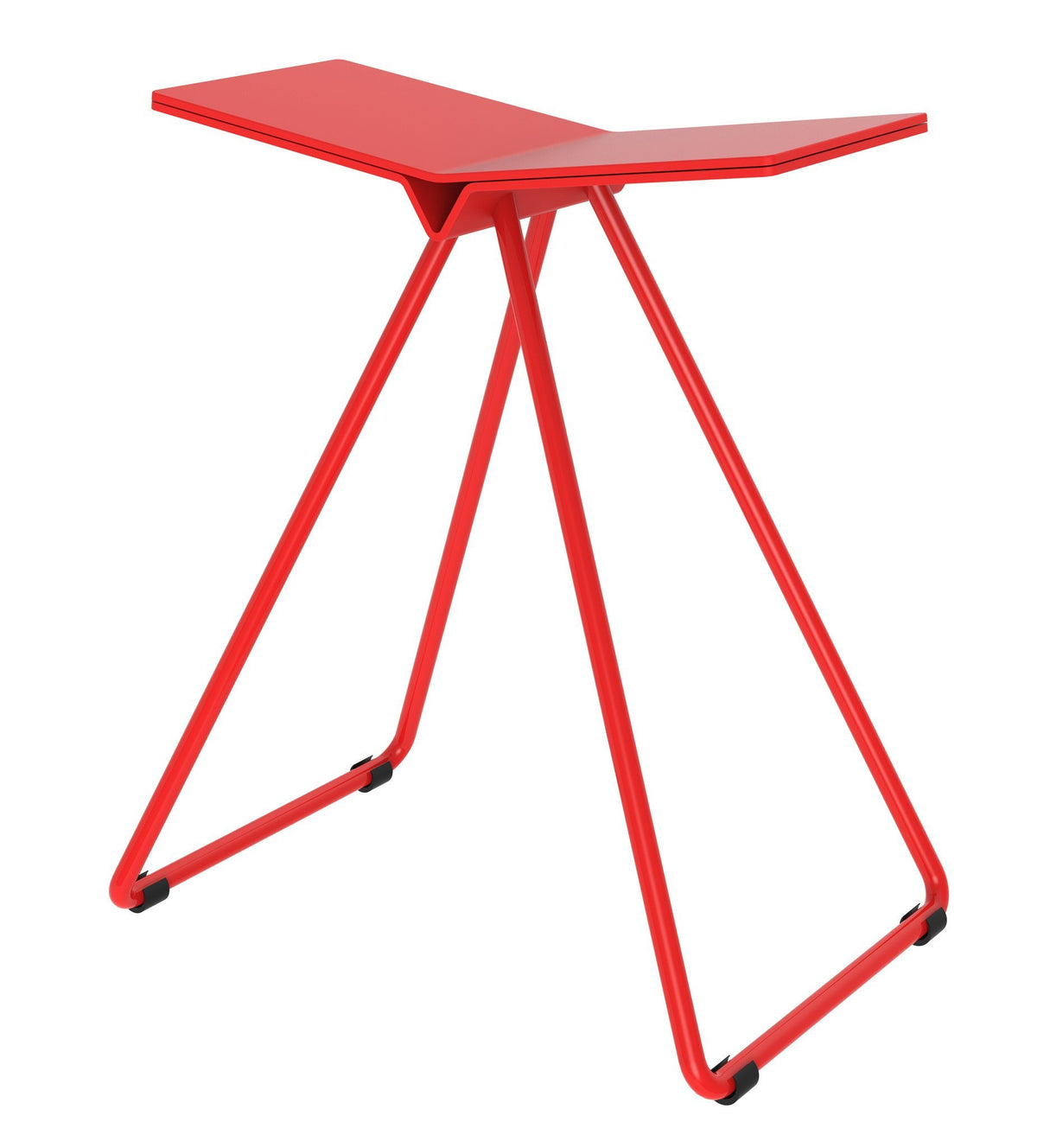 Wing Low Stool-Junction 15-Contract Furniture Store