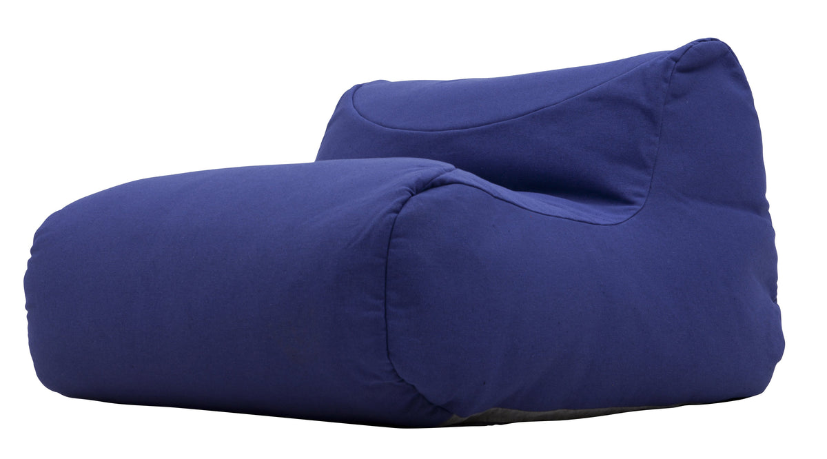 Fluid Bean Bag Lounge Chair-Softline-Contract Furniture Store