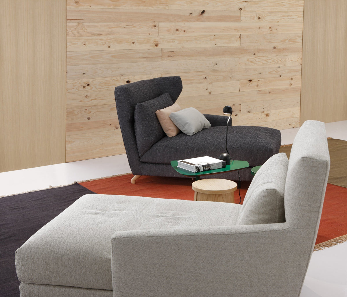Folk Lounge Chair-Sancal-Contract Furniture Store