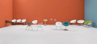 Gliss 940/941 Chair-Pedrali-Contract Furniture Store