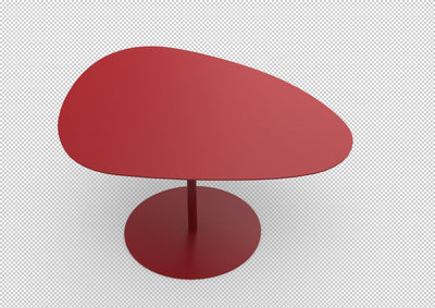 Galet Low Tables-Matière Grise-Contract Furniture Store