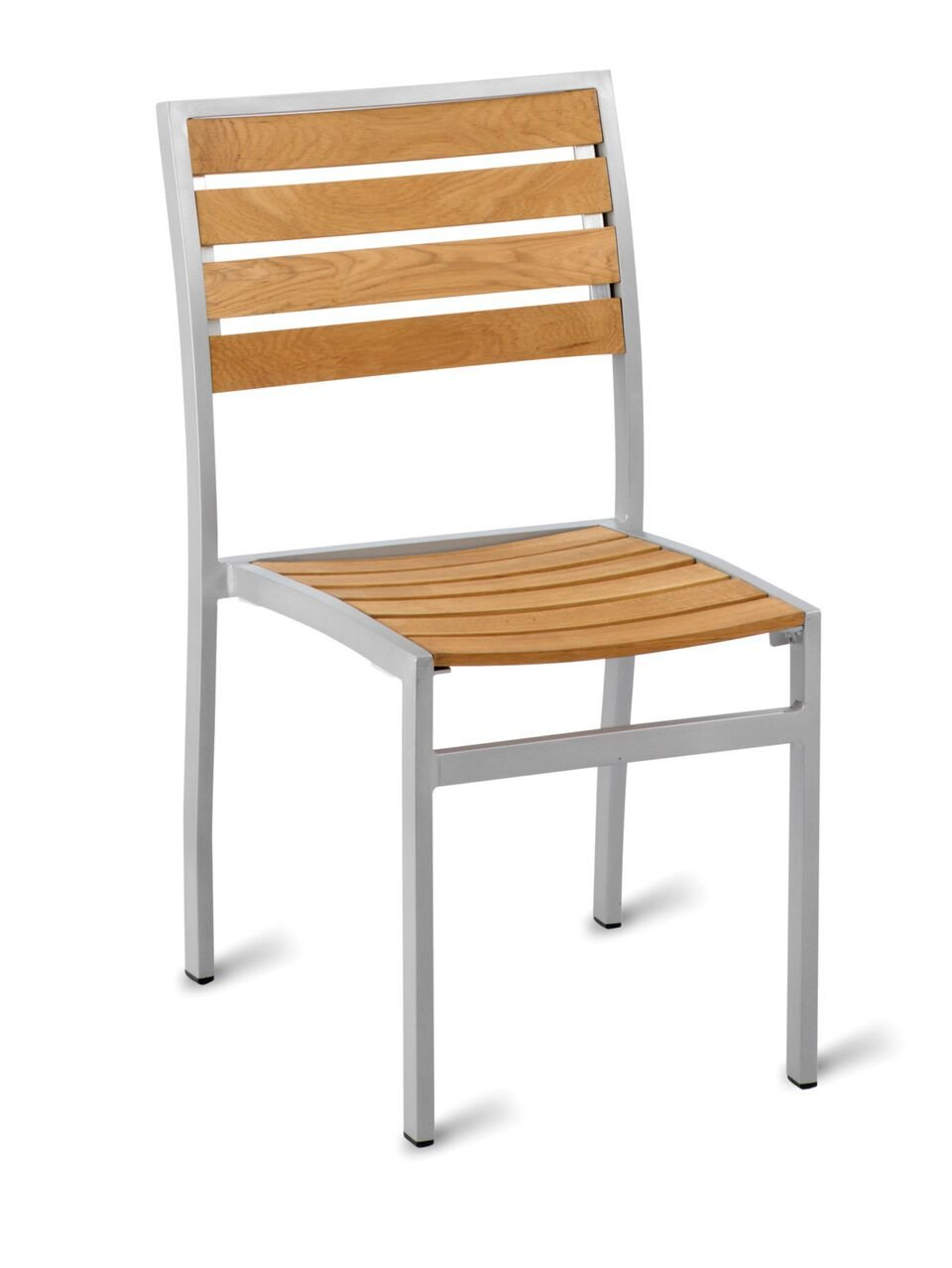 Villa Teak Side Chair-Global Leisure-Contract Furniture Store