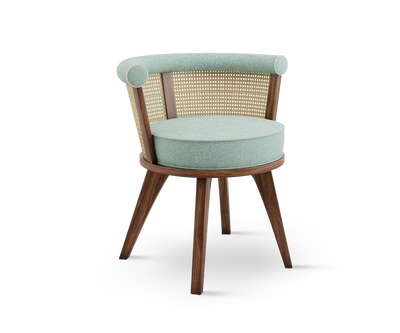 George Side Chair-Wood Tailors Club-Contract Furniture Store