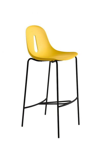 Gotham High Stool c/w Metal Legs-Chairs & More-Contract Furniture Store