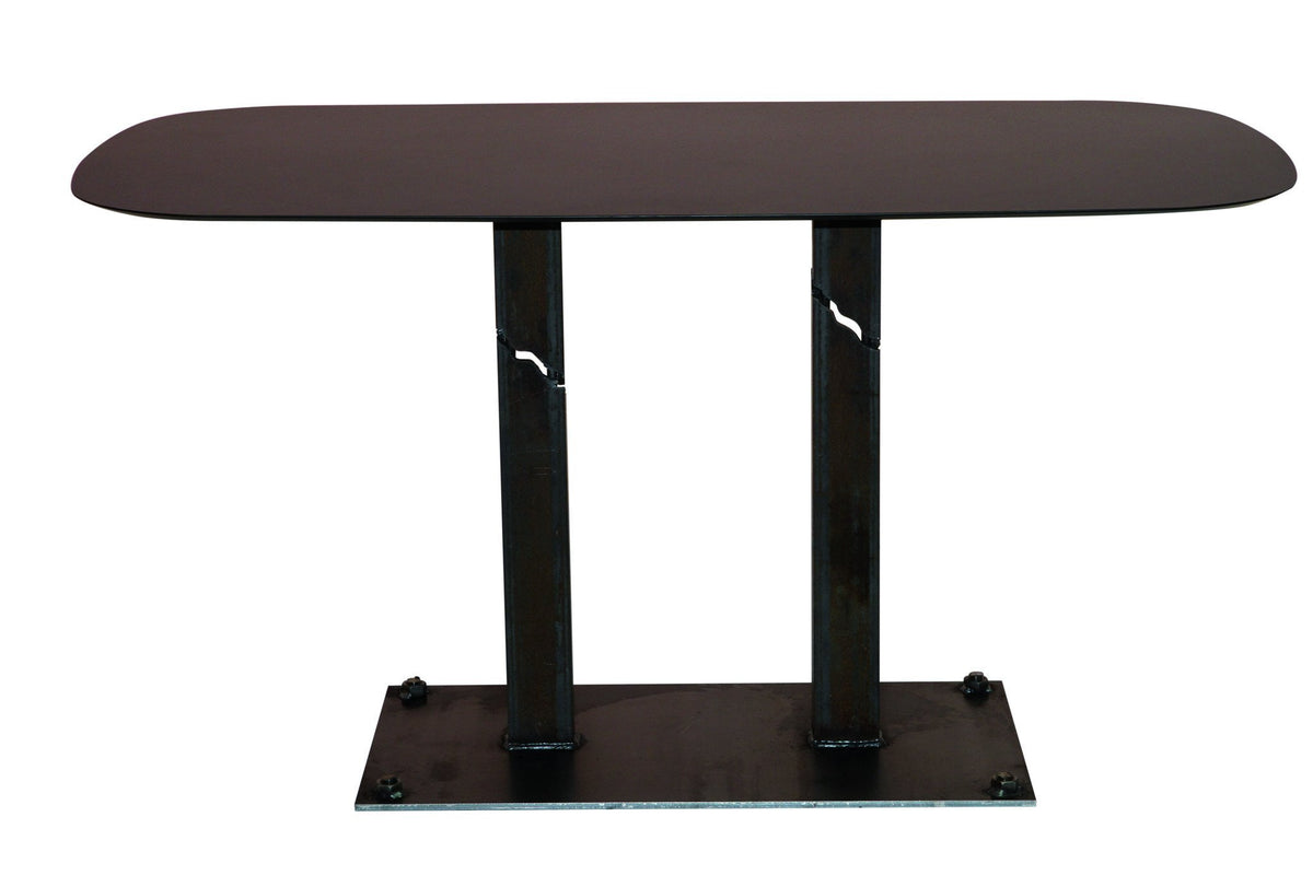 Hyde Large Twin Dining Base-Vela-Contract Furniture Store