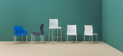 Ice 800 Side Chair-Pedrali-Contract Furniture Store