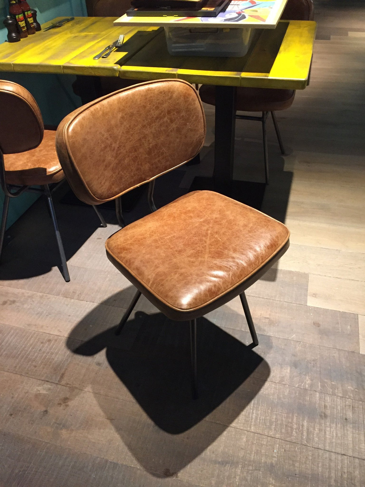 Jupiter Side Chair-Furniture People-Contract Furniture Store