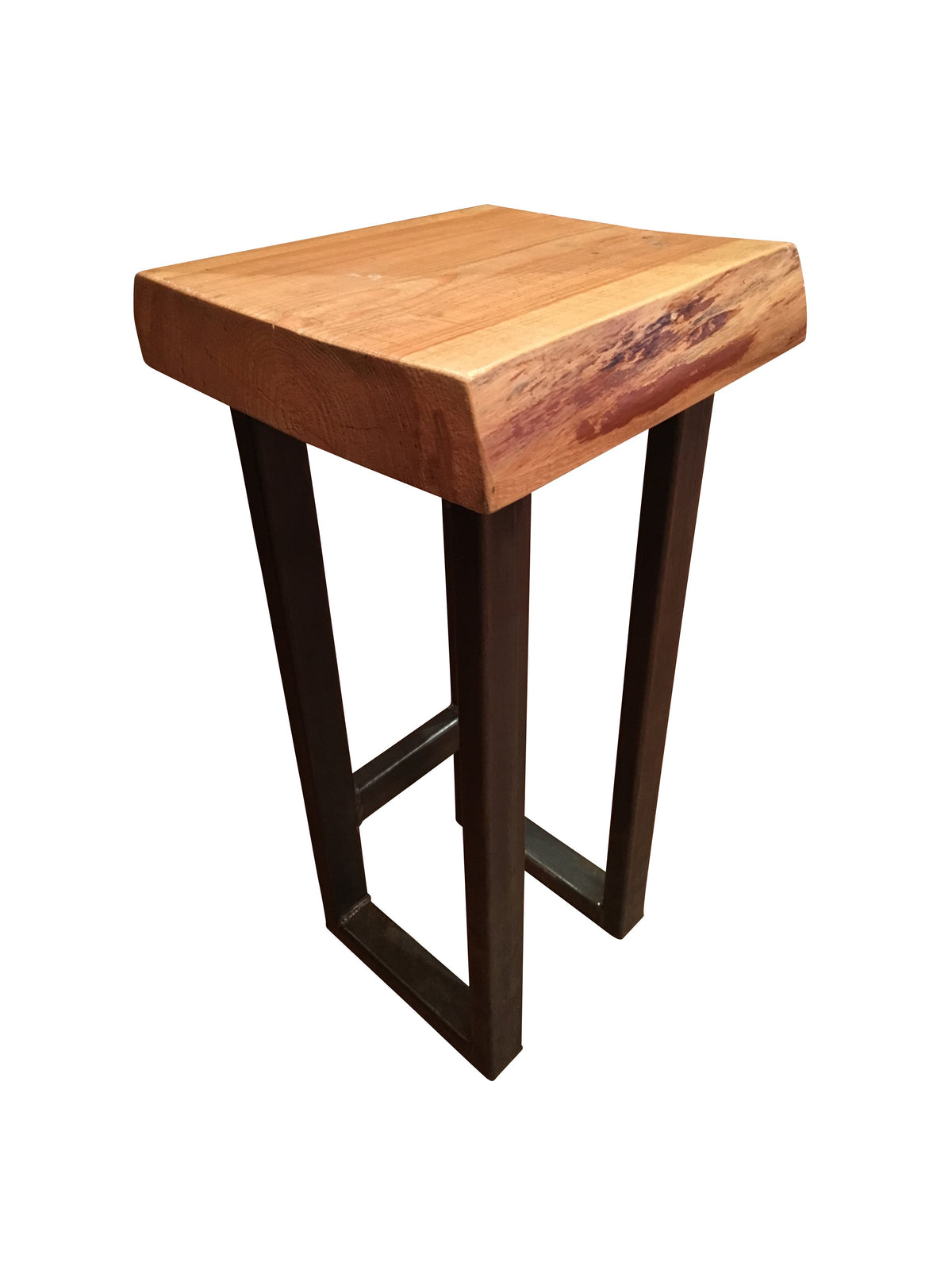 Handmade Industrial High Stool-Spitnsawdust-Contract Furniture Store