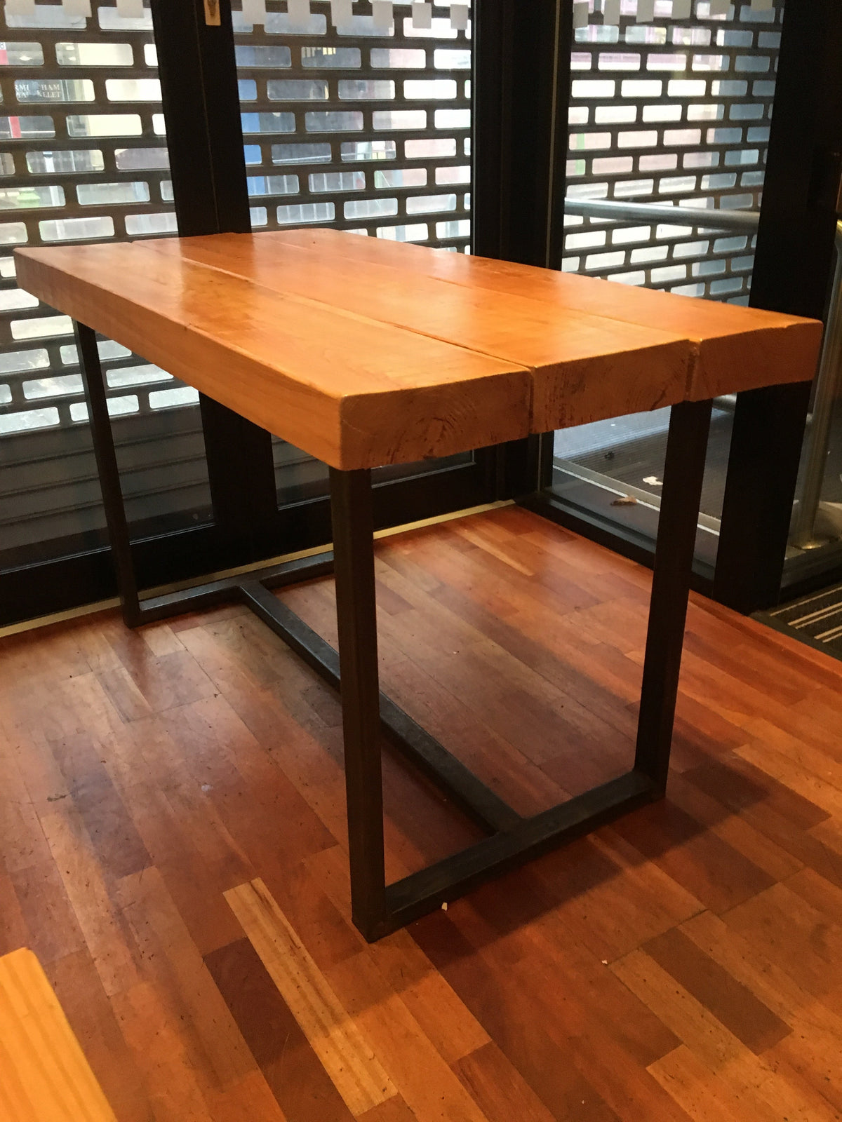 Handmade Industrial Dining Table-Spitnsawdust-Contract Furniture Store