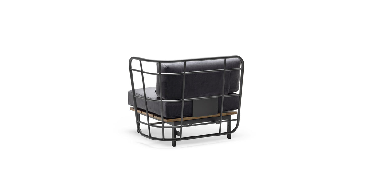 Jujube Lounge Chair-Chairs & More-Contract Furniture Store