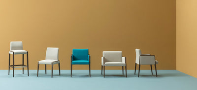 Jil 520 Side Chair-Pedrali-Contract Furniture Store