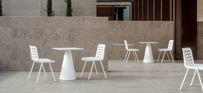 Ikon 866 Dining Base-Pedrali-Contract Furniture Store