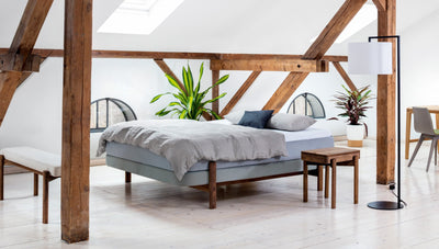 Kosi Boxspring Double Bed-Zeitraum-Contract Furniture Store
