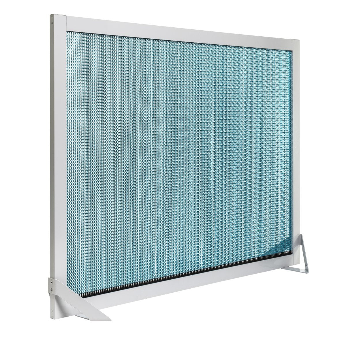 Barcelona Screen Divider Turquoise-Kriskadecor-Contract Furniture Store
