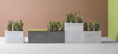 Kado Pot Planter-Pedrali-Contract Furniture Store