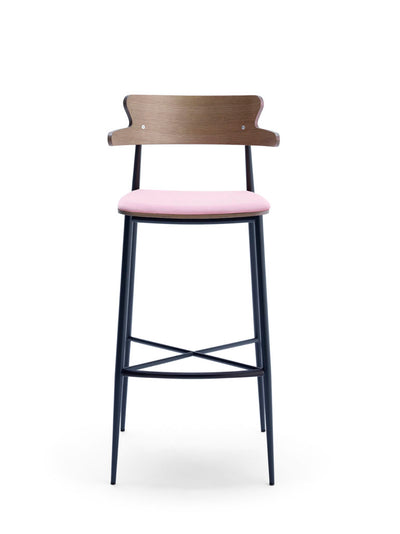 Zaira B High Stool-Laco-Contract Furniture Store