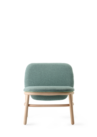 Lana Wood Lounge Chair-Ondarreta-Contract Furniture Store