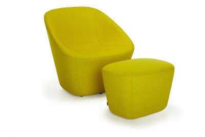 Log 366 Lounge Chair-Pedrali-Contract Furniture Store