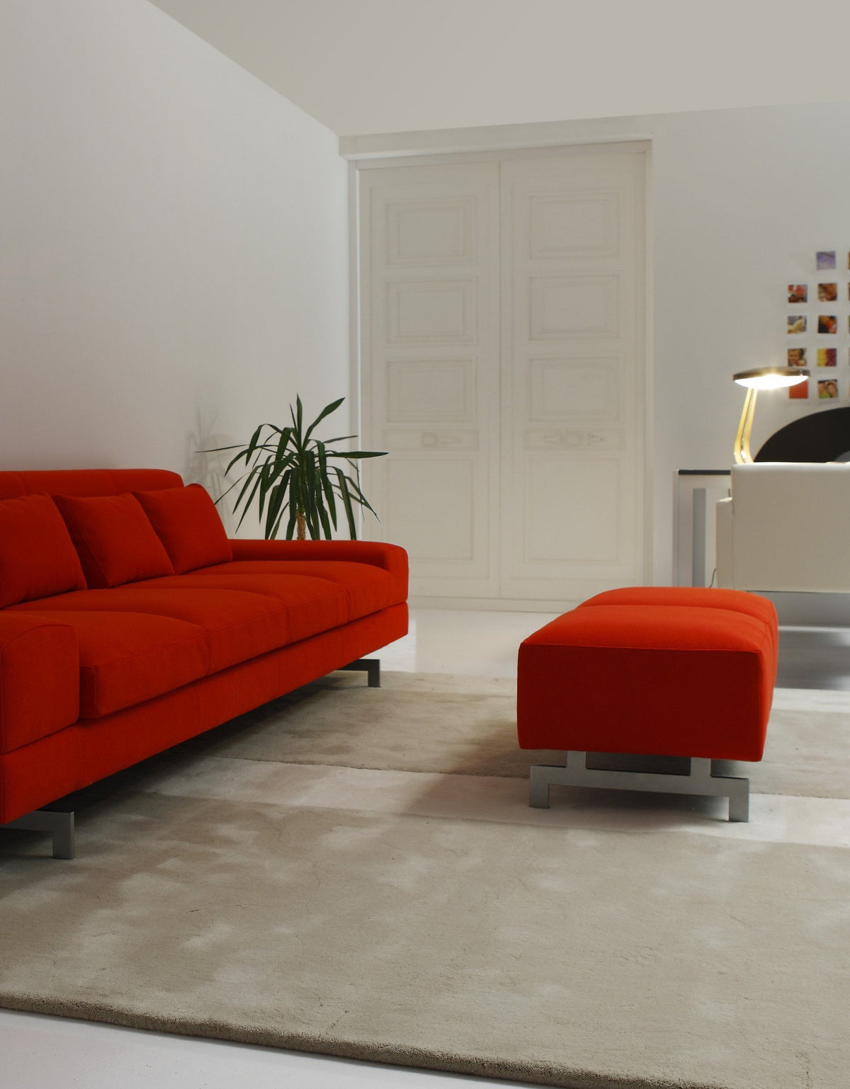 Lineal Pouf-Sancal-Contract Furniture Store