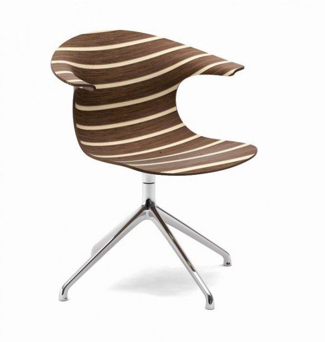 Loop 3D Vinterio Side Chair c/w Spider Base-Infiniti-Contract Furniture Store